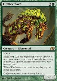 Magic: the Gathering - Timbermare - Planar Chaos