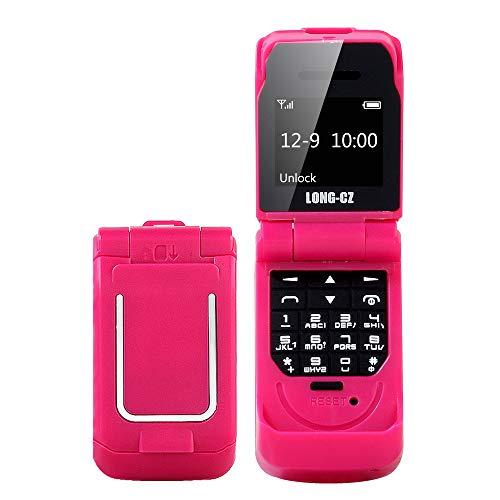 LONG-CZ J9 Latest Mini Flip Bluetooth Dialer with Voice Changer