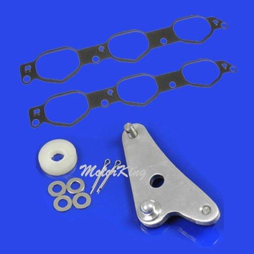 RK09 05-11 Mercedes-Benz Intake Manifold Air Flap Runner Repair Kit &  Gasket C230 C280 C300 C350 CLK350 E350 GLK350 ML350 R350 SLK280 SLK350 05  06 07