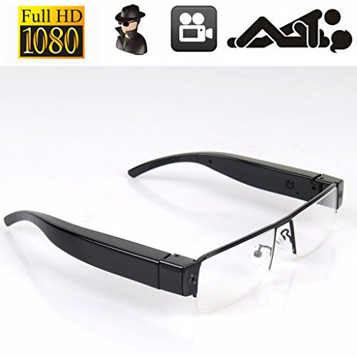 40974a1cc4cd09 Mengshen 1920×1080P HD Digital Video Glasses SPY Hidden Camera Eyewear DVR  DV Video Recorder Camcorder Eyeglass MS-V13: Amazon.ca: Tools & Home  Improvement