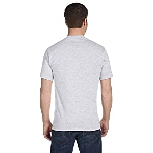 Hanes Comfort Soft Crew Neck 5 Pack Tee (Pack Of 5)