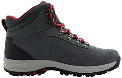 Amazon Essentials Men's Round Toe Lace-up Boot Hiking Shoe