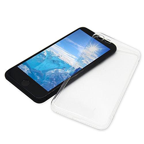 iPhone 8 iPhone 7 Case Shock-Absorption Bumper Cover Anti-Scratch Clear Back HD Clear