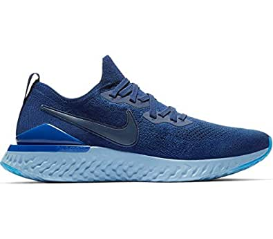 Amazon.com | Nike Epic React Flyknit 2 Mens Bq8928-400