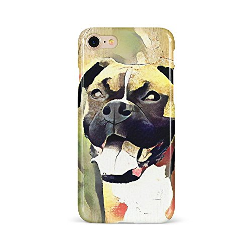 Westlake Art - Boxer Dog iPhone 7 iphone 8 Premium Phone Case Snap On Phone Protector Unique Gift Idea