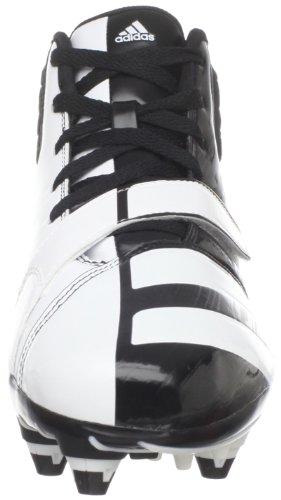 Bacchetta Da Calcio Adidas Mens Malice D Nero / Bianco / Bianco