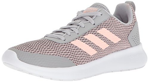 adidas Performance Women's Element Race Running Shoe, Grey Two, 5.5 M (Adidas Running Cushion)