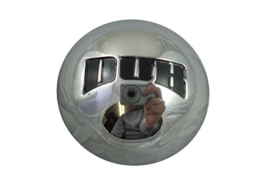 DUB Wheels 1000-48 Chrome Custom Wheel Center Caps (1 CAP) Dub Custom Wheels