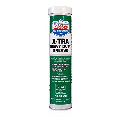 Lucas Oil 10301 X-Tra Heavy Duty Grease- 14.5 oz. (Quantity 20) by Lucas Oil