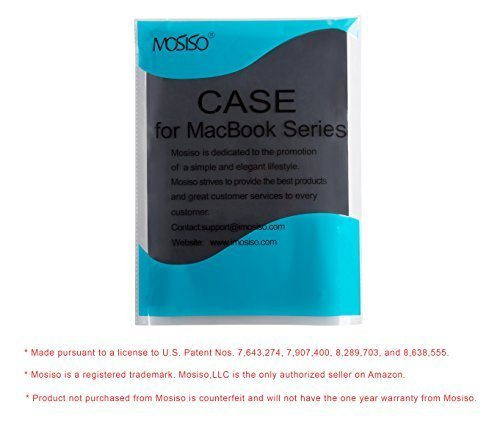 From Usa Mosiso Plastic Hard Case Cover Only For Previous