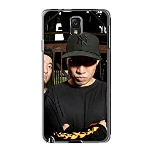High Quality Phone Case For Samsung Galaxy Note3 With Support Your Personal Customized Stylish Rise Against Series DannyLCHEUNG