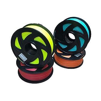 W-Shufang,3D Alta Intensidad ABS filamento Impresora 3D ...