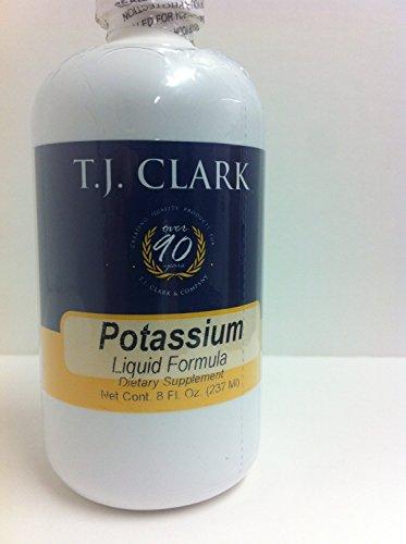 Potasio 99 mg-8 onzas líquido