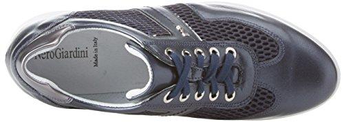 Blu Sneaker Nero Giardini Donna Oxigen pwqYIY7