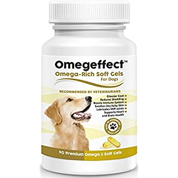 100 pure omega 3 fish oil for dogs 1000mg for Fish oil for dogs dry skin