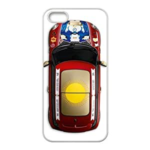 WWWE Christmas unique red car design fashion cell phone case for iPhone 6 plus 5.5