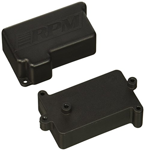 RPM Associated GT Receiver Box, Black