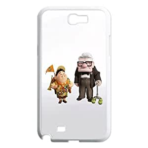 Samsung Galaxy N2 7100 Cell Phone Case White Up disney JNR2127125