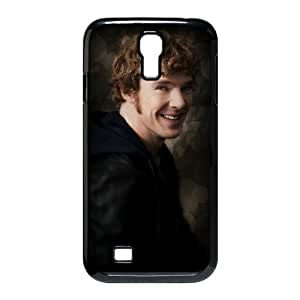 Benedict Cumberbatch 005 Samsung S4 9500 Cell Phone Case Black Protective Cover