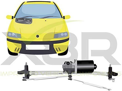 LIMPIAPARABRISAS Mazda 121 de clip de Reparación del Motor de acoplamiento