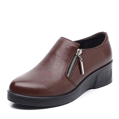 Zapatos de las mujeres edad media grande/Mamá y fondo suave zapatos/ zapatos de las mujeres/Zapatos de mujeres/zapatos casuales B
