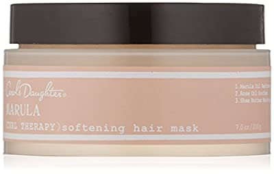 Carol's Daughter Marula Curl Therapy Softening Hair Mask, 7 Oz