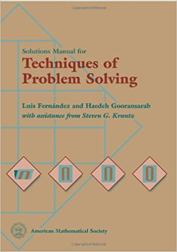 Solutions manual for techniques of problem solving luis fernandez solutions manual for techniques of problem solving fandeluxe Image collections