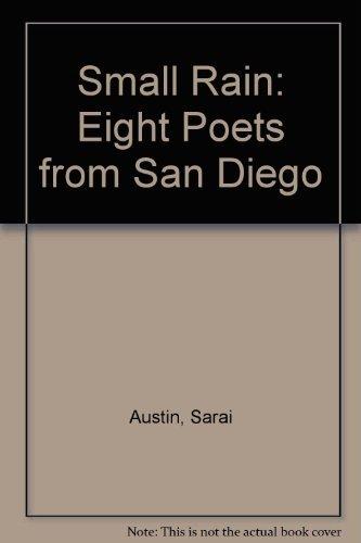 Cheap rain: Eight poets from San Diego