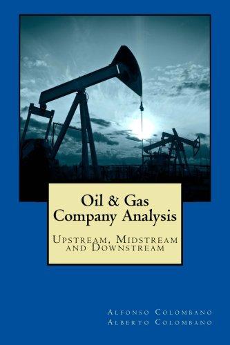 Oil   Gas Company Analysis  Upstream  Midstream And Downstream