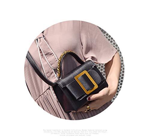 Layxi Negro Al De Resistente Gran Casual Capacidad Cuero Bags Pu Compras Shoulder Hombro Bolsa Multiusos Crossbody Bolso Trabajo Agua Mensajero HWqarwHC