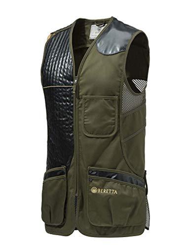 Beretta Sporting Vest (Olive, Small)