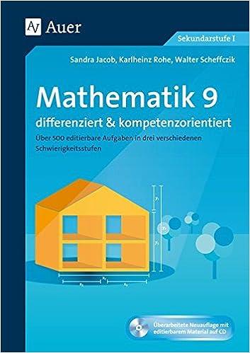 Mathematik 9 differenziert u. kompetenzorientiert: Über 500 ...