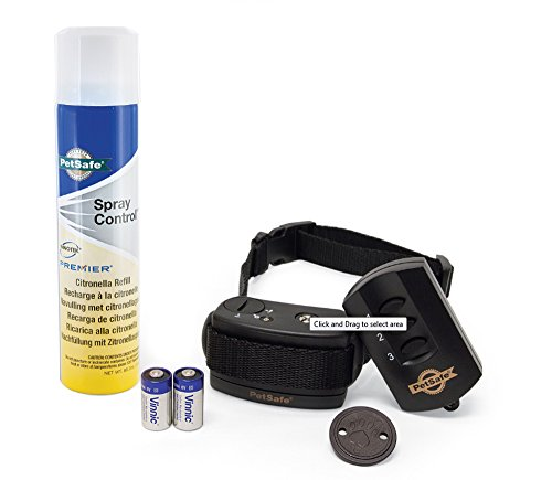 Spray Commander Remote Trainer by Premier-Pet-Products