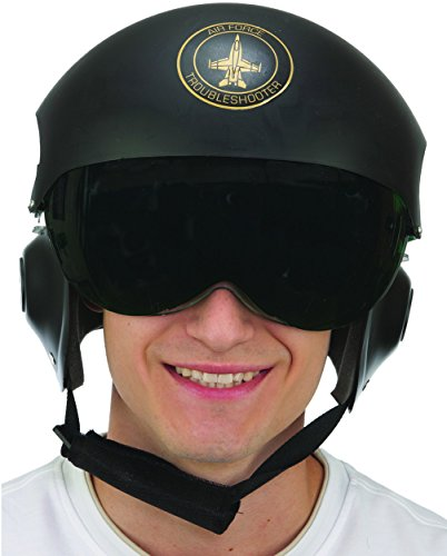 (Fighter Pilot Helmet)