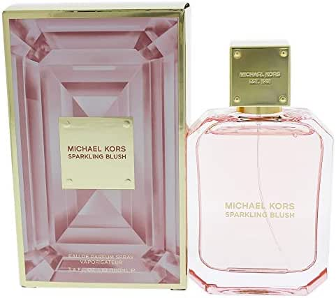 Michael Kors Sparkling Blush for Women, 3.4 Oz