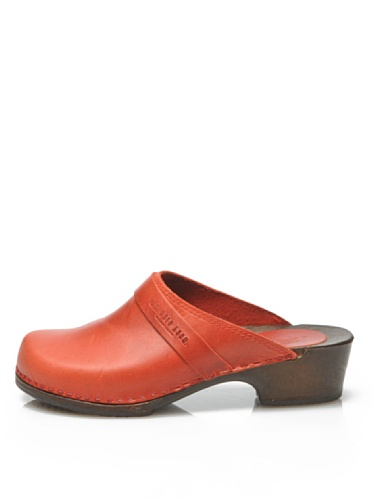 U.S.POLO ASSN. US Polo ASSN Women's Blog Clogs Red Red Red iGxhX