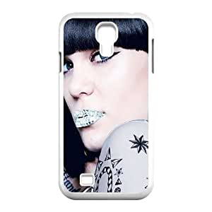 Yabr Jessie-J Samsung Galaxy S4 9500 Cell Phone Case White