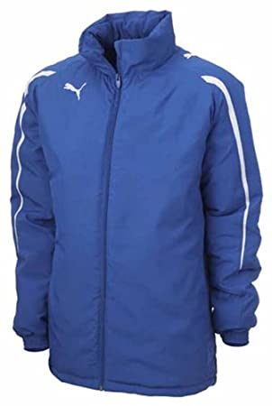 5e444f0a4d63 PUMA PowerCat 5.10 Men s Stadium Jacket  Amazon.co.uk  Sports   Outdoors