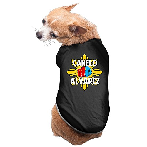 Greenday Boxing Game Logo Boxer Classic Doggy Pets Costumes Size S (Diy Boxer Costume)
