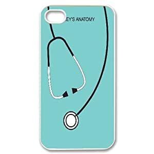 Chinese Grey's Anatomy Customized Phone Case for iPhone 4,4G,4S,diy Chinese Grey's Anatomy Case