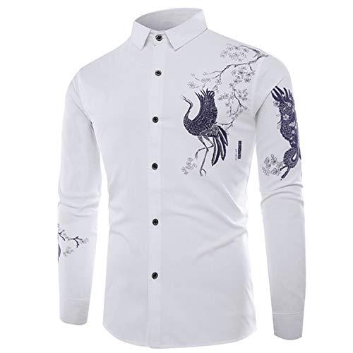 Les men Men's URG830PUG830A1009 White Cotton Polo Shirt