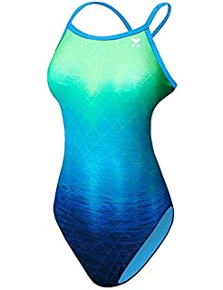 15507f3ca20 Amazon.com : TYR Women's Fumoso Cutoutfit Swimsuit : Sports & Outdoors