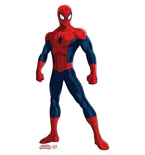 Advanced Graphics Spider-Man Life Size Cardboard Cutout Standup 72 x 36