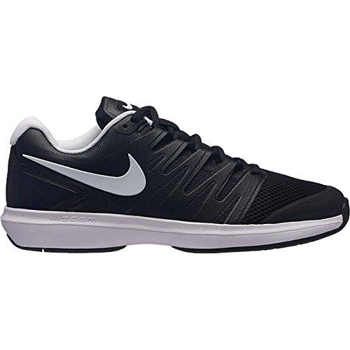 Nike Chaussures Pour Hommes De Tennis De Prestige Zoom Air Noir / Blanc