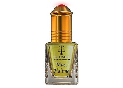 Sterling Halima EL Nabil 5ml parfumol senza liquore Orientale araba Oud Misk Musc