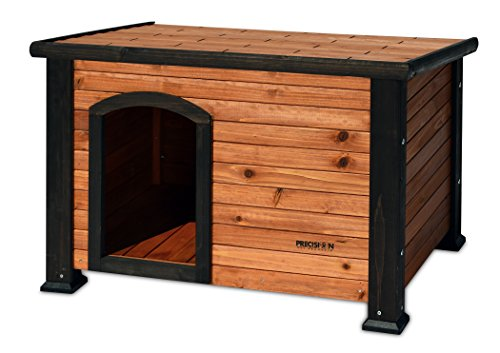 Precision Pet by Petmate Extreme Weather-Resistant Log Cabin Dog House...