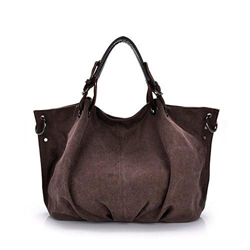 Walcy Canvas Classical Women's Handbag,Square Cross-Section Diana Package - Va Macys
