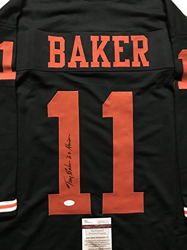- Autographed/Signed Terry Baker