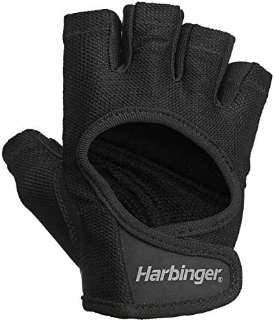 Harbinger Womens Weightlifting StretchBack Leather