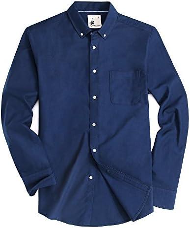 [Patrocinado] Alex Vando Mens Regular Fit Casual Button Down Shirts